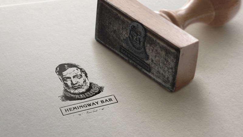 Логотип Hemingway Bar