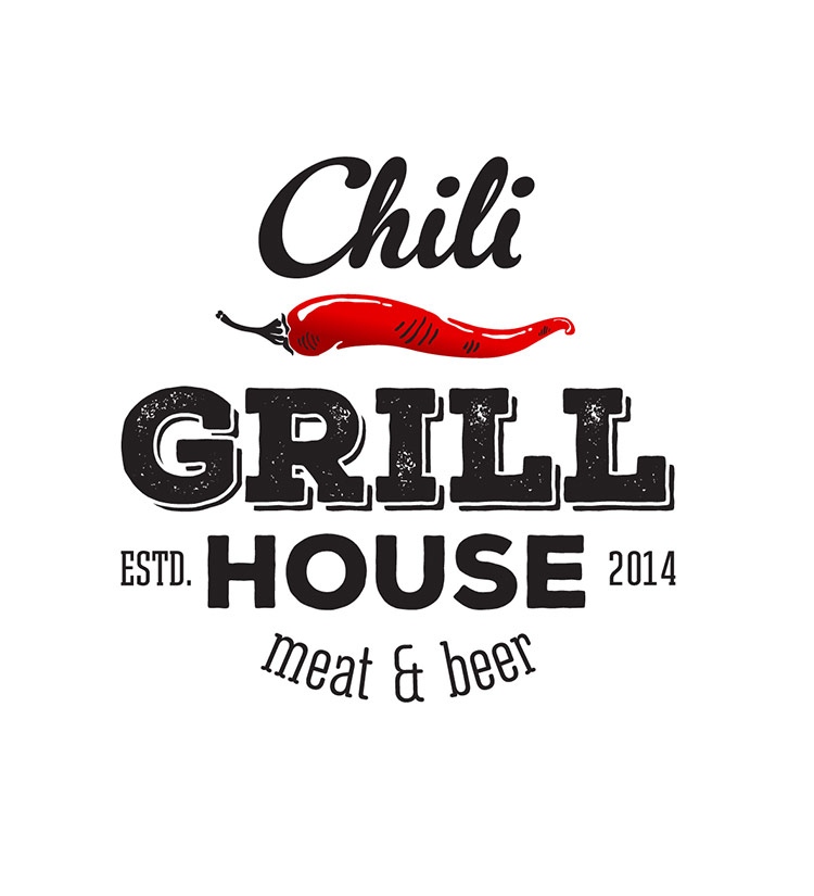 Логотип ресторана «Chili Grill House»