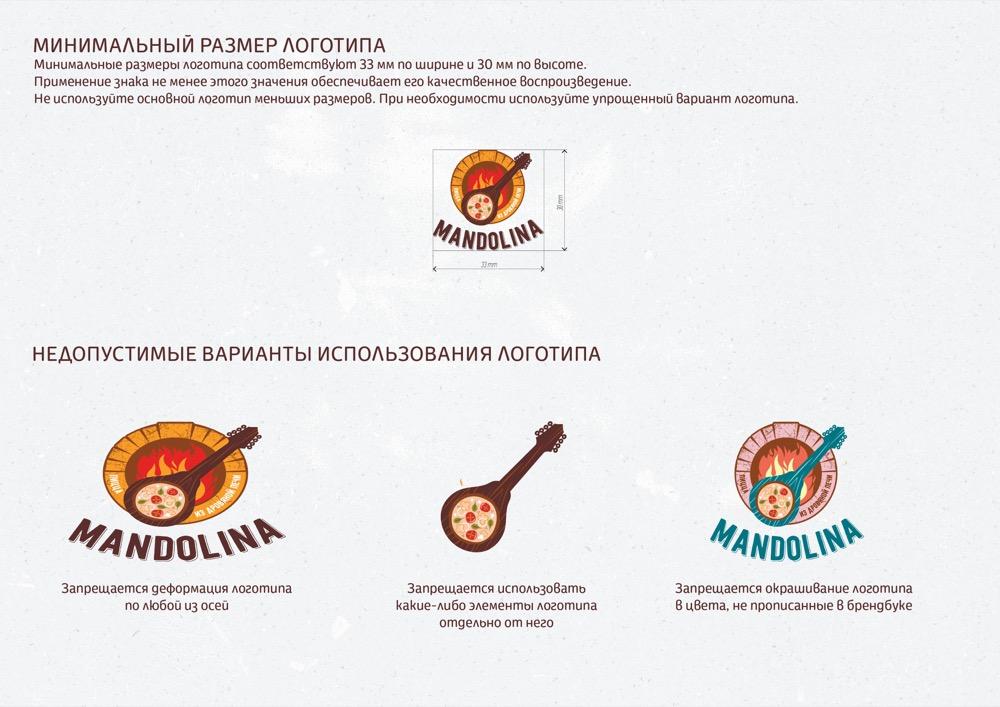 Минимальный размер логотипа