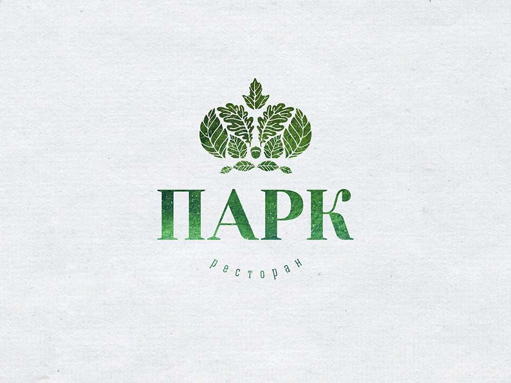 Логотип ресторана Парк