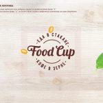 Охранное поле логотипа Food Cup