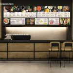 Визуализация меню Food Cup